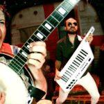 """""""Master of Puppets"""" von Metallica auf dem Banjo"""