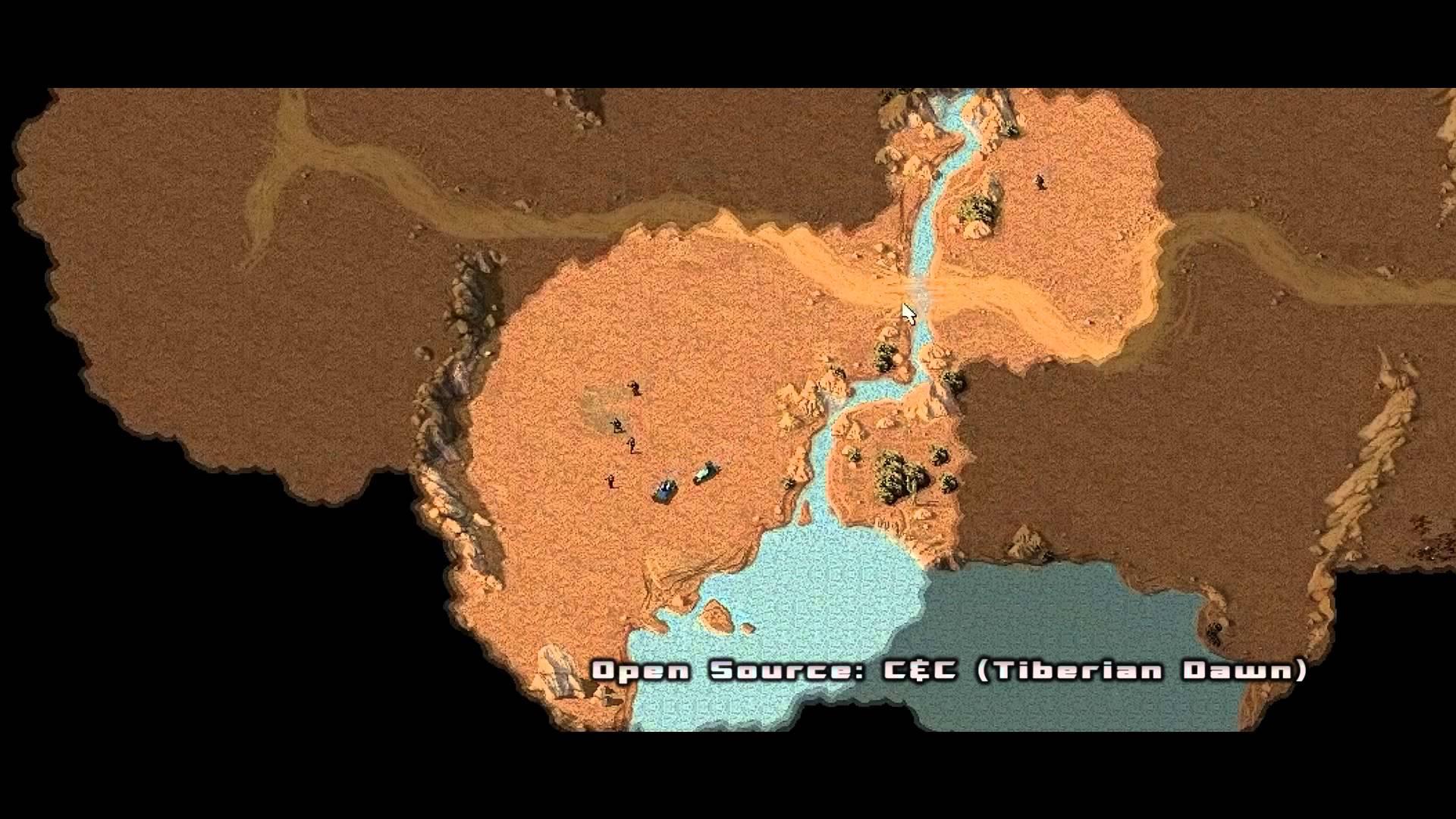 """""""OpenRA"""" belebt alte Westwood-Games (Command & Conquer, Red Alert, Dune 2000) mit neuer Engine wieder"""
