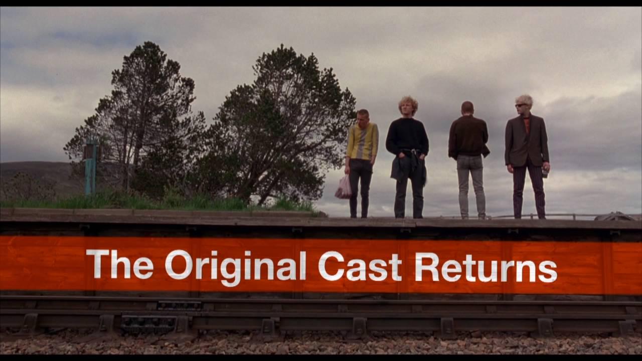 """""""Trainspotting 2"""" hat schon mal einen Teaser, das originale Cast und ein Release Datum!"""