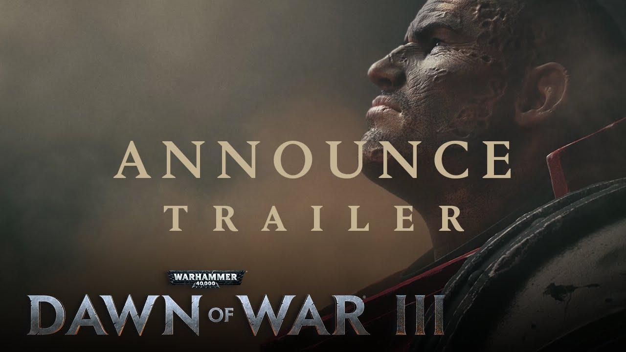 """""""Warhammer 40'000: Dawn of War 3"""" bekam übrigens einen unglaublich coolen Announcement-Trailer"""