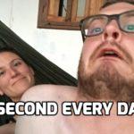 """""""1 second every day"""" – Ein Pärchen filmt seine 6-monatige Weltreise eine Sekunde pro Tag"""