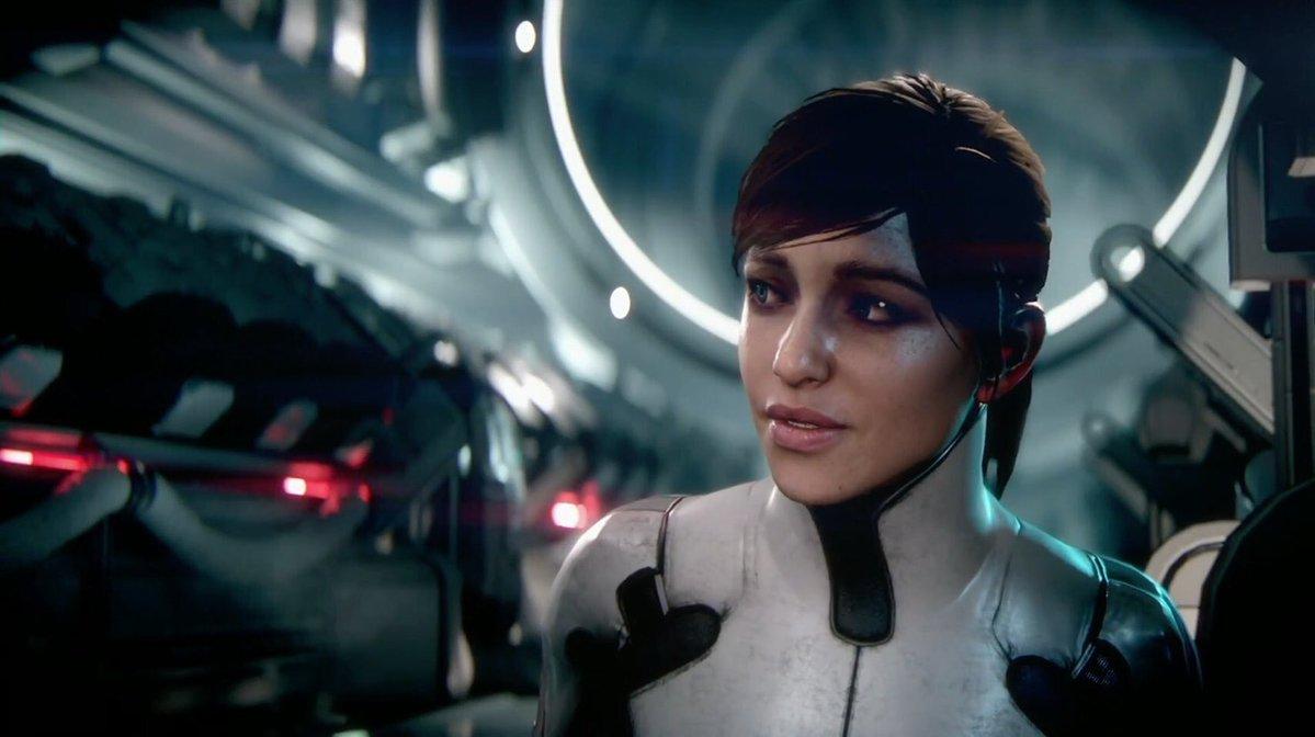 """""""Mass Effect: Andromeda"""" – der Hauptprotagonist bekommt einen Namen!"""