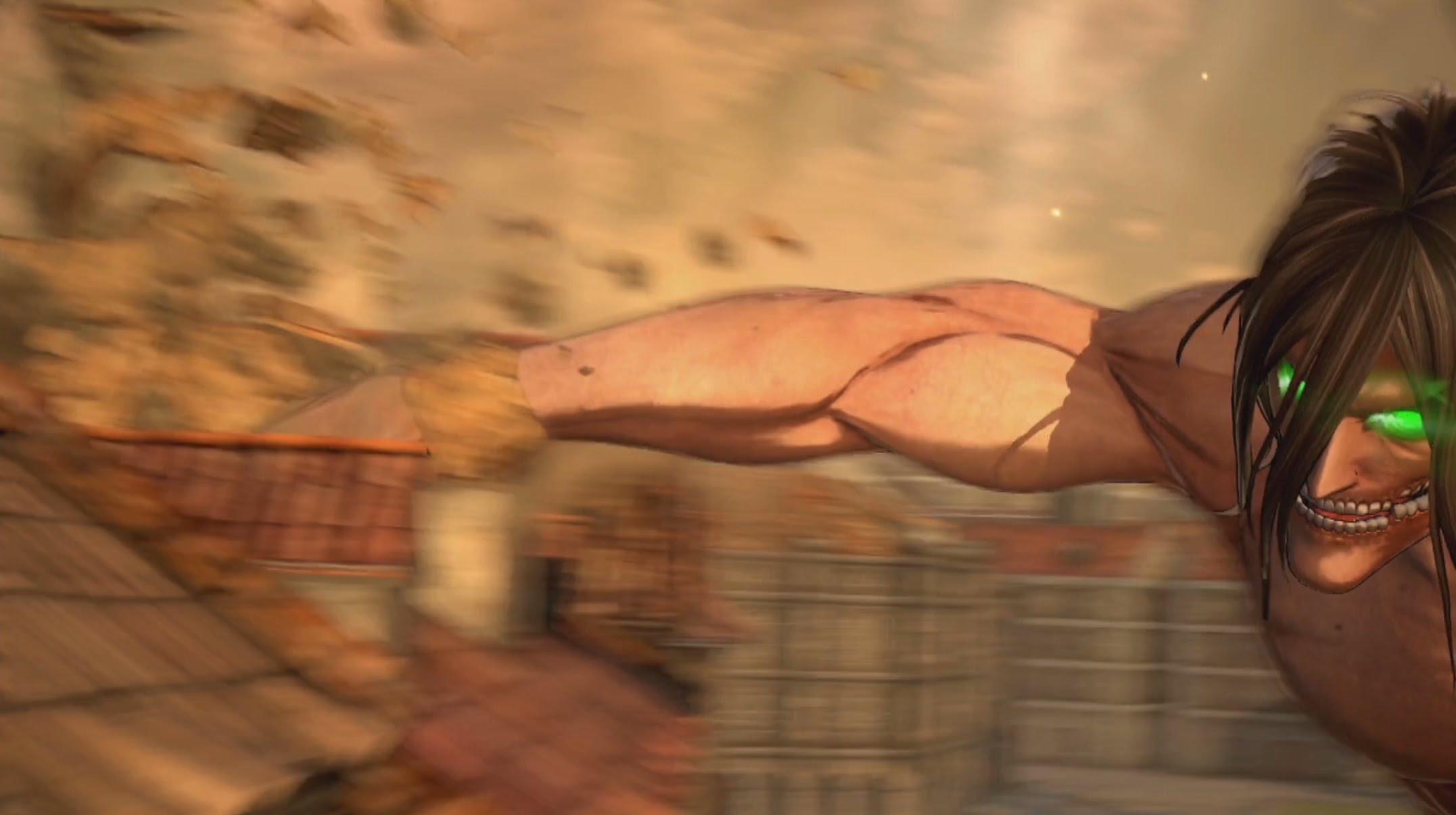 """""""Attack on Titan"""": Das Spiel bekam nochmal einen neuen, schnieken Trailer"""