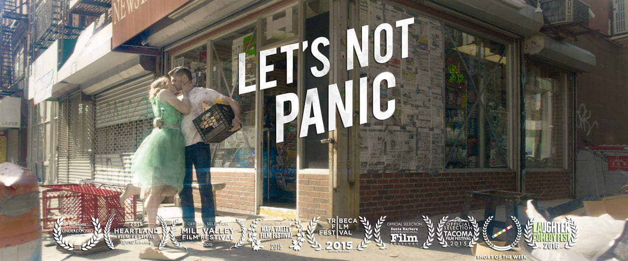 """Der Kurzfilm """"Let's Not Panic"""" ergründet die romantische Seite der Apokalypse"""