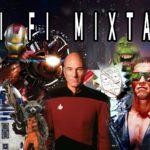 Eclectic Method schuf einen fast 27-minütigen Sci-Fi-Tribute-Remix
