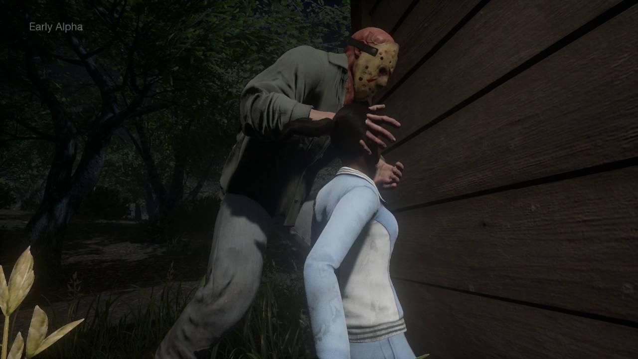 """Ein paar erste Minuten aus """"Friday the 13th: The Game"""""""