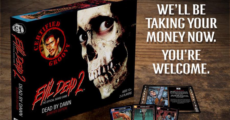 """""""Evil Dead 2"""" – The Board Game"""