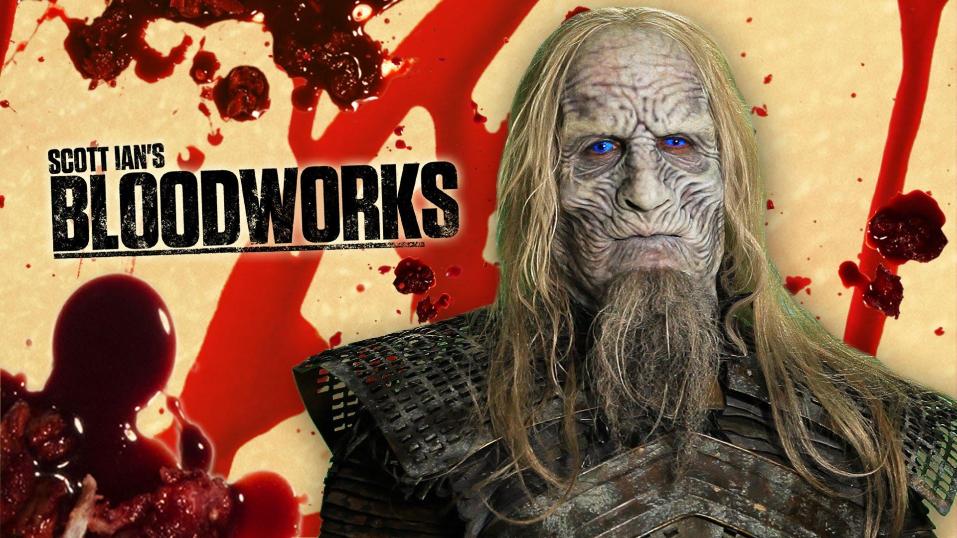 """""""Game of Thrones"""": Wie das irre komplexe Make-Up der White Walker aufgetragen wird"""