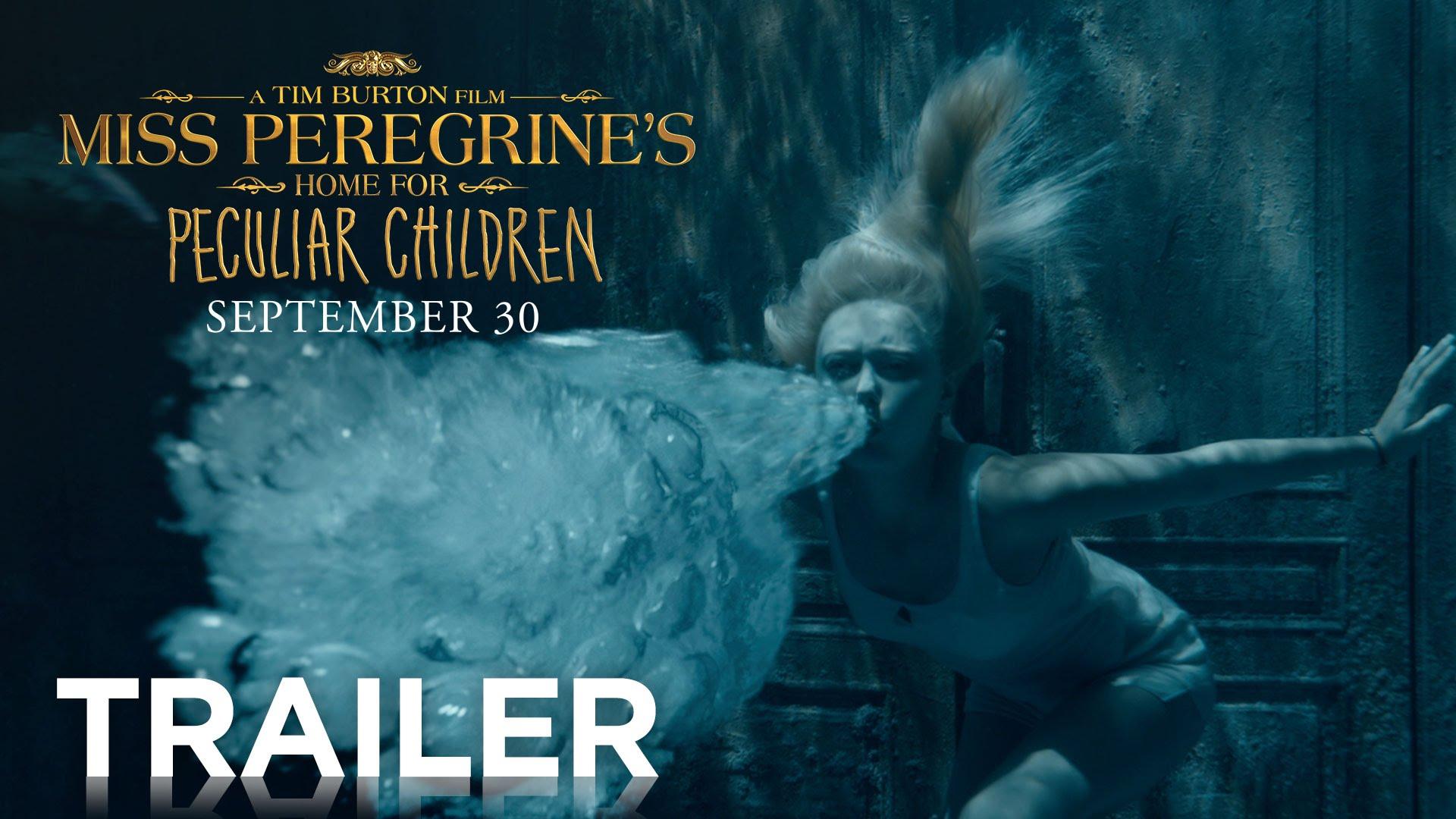 """Hey, da ist ja Eva Green im Trailer zu """"Miss Peregrine's Home for Peculiar Children"""""""