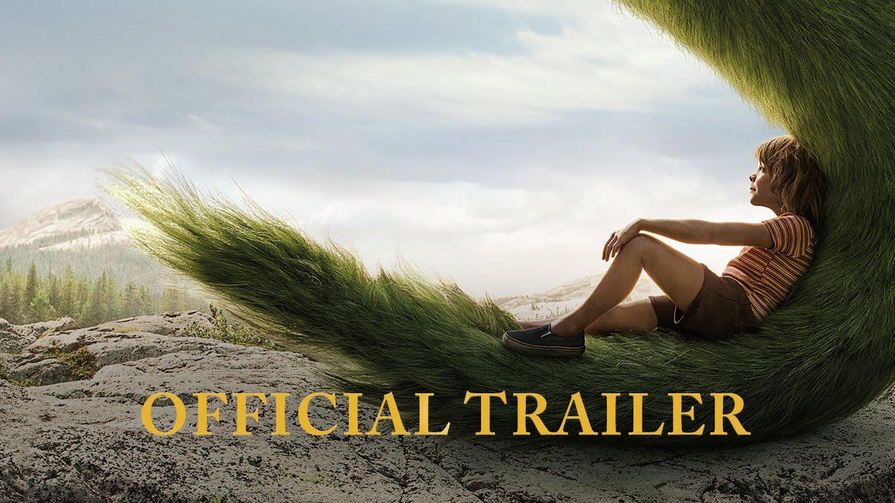 """Im neusten Trailer zu """"Pete's Dragon"""" (""""Elliot das Schmunzelmonster"""") sehen wir auch endlich mal den Drachen"""