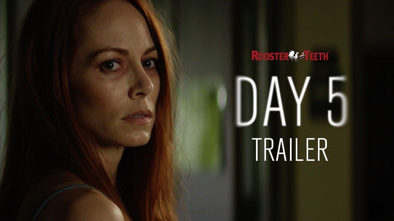"""Im Trailer zur Webserie """"Day 5"""" stirbt man, wenn man einschläft"""