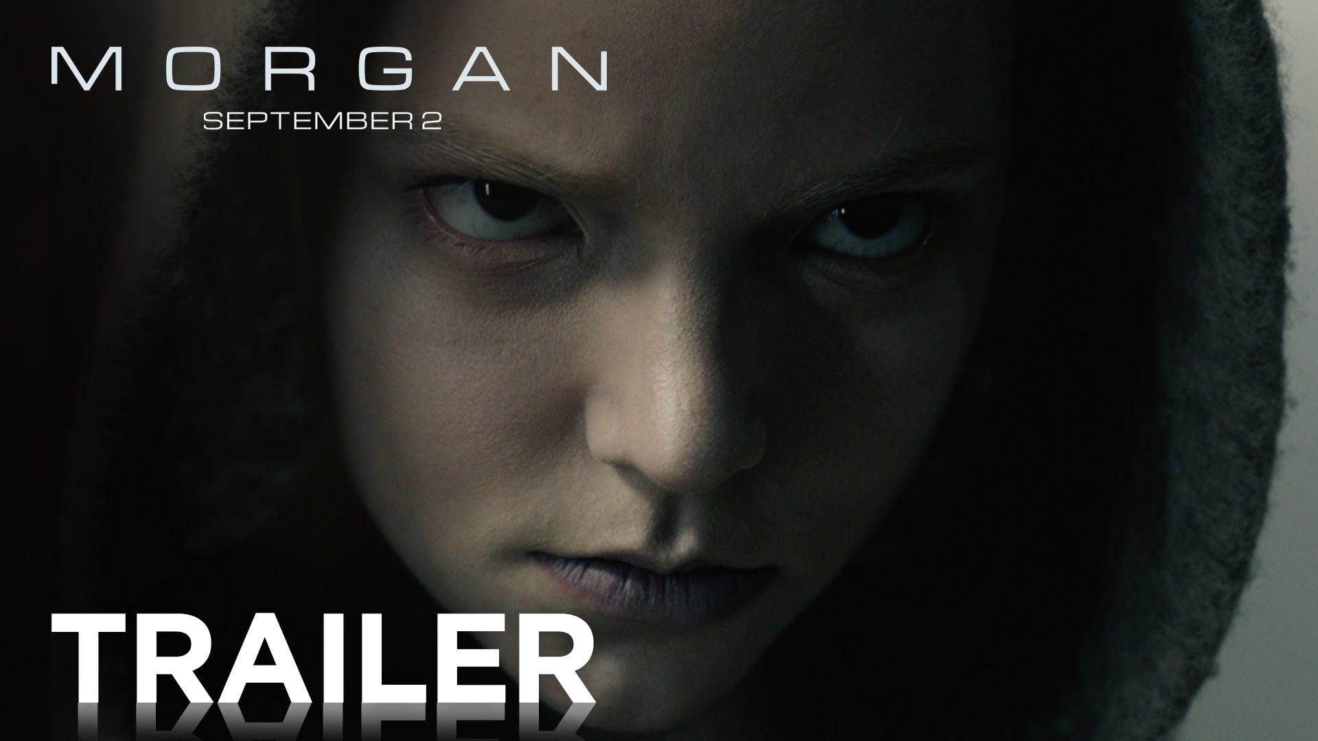 """Im zweiten Trailer zu """"Morgan"""" sieht es wie ein ganz anderer Film aus!"""