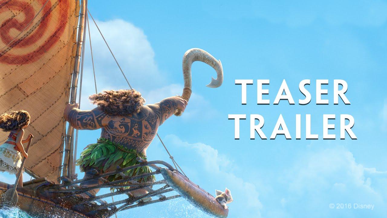 """In """"Moana"""", dem neuen Animationsfilm von Disney, wird The Rock einen Gott spielen"""