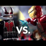 LEGO Civil War: Ant-Man vs. Iron Man
