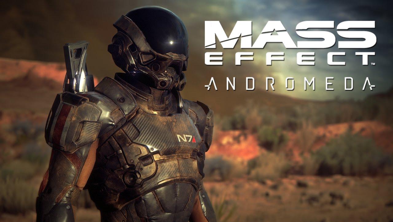 """""""Mass Effect: Andromeda"""" ist ziemlich hübsch!"""