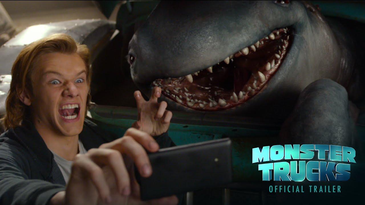 """""""Monster Trucks"""" will ein Film über Monster Trucks sein, in denen Monster leben – puh"""