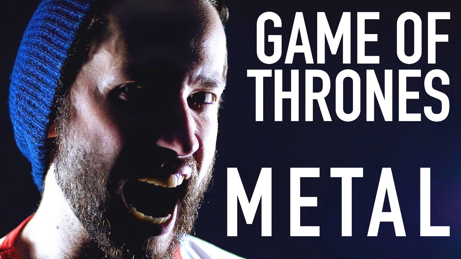 """The Rains of Castamere"" aus ""Game of Thrones"" in der Metal-Version"