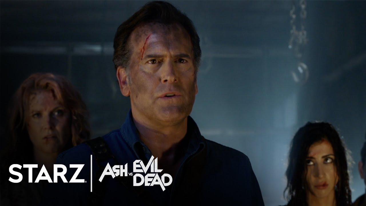 """""""Ash vs. Evil Dead"""": Die zweite Staffel hat schon einen ersten Teaser"""
