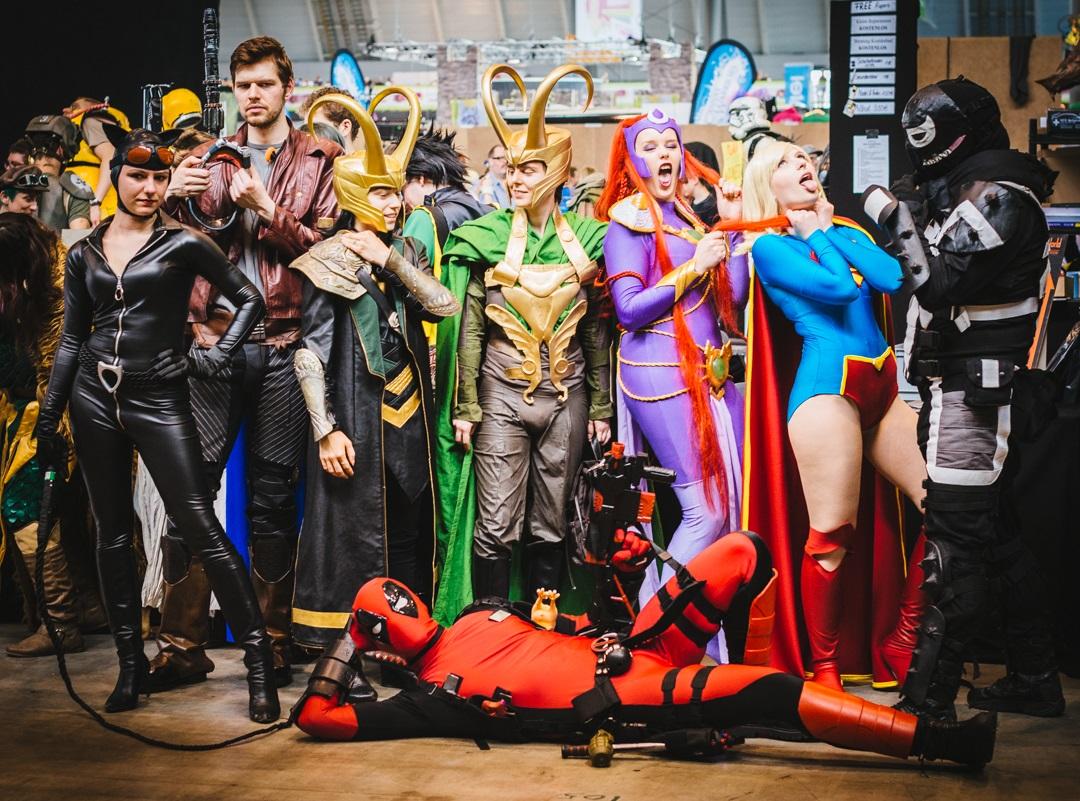 Gastbeitrag! Christian war bei der Comic Con Germany und hat uns tolle Fotos mitsamt Erlebnisbericht mitgebracht!