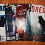 Gwenpool, Daredevil, Lazarus, Dredd