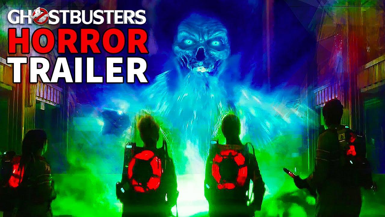 """Der Trailer zum neuen """"Ghostbusters"""" als Trailer für einen Horrorfilm"""