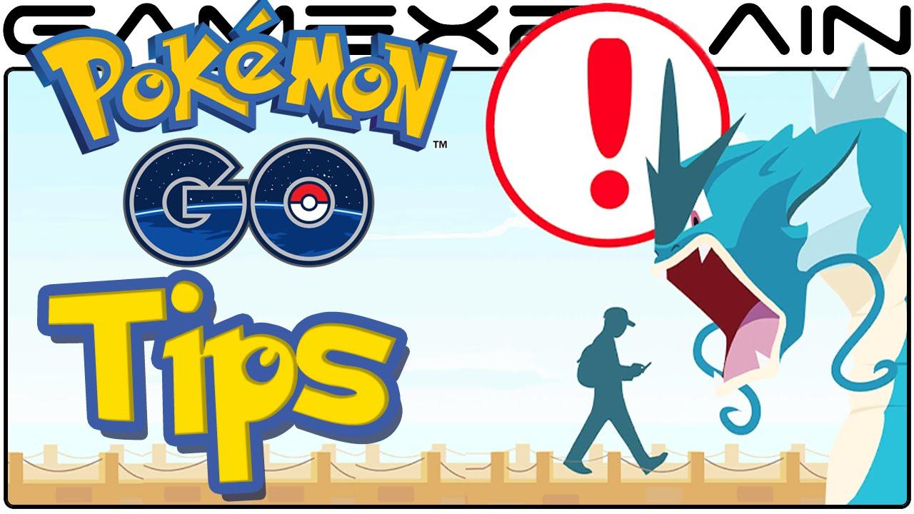 Ein Video mit handlichen Tipps und Tricks zu Pokémon GO