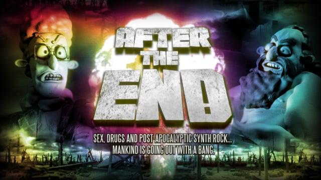 """Im Claymation-Kurzfilm """"After the End"""" trifft der letzte Mensch auf Erden auf den vorletzten"""