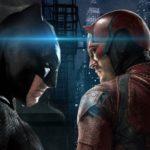 """Im Fantrailer zu """"Batman V Daredevil"""" treten die beiden sehr ähnlichen Helden gegeneinander an"""