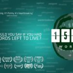 """Im Kurzfilm """"1500 WORDS"""" darf ein Mann nur noch 46 Wörter sprechen, bis er stirbt"""