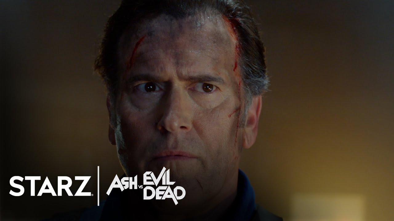 """Im neuen Trailer zu """"Ash vs. Evil Dead"""" muss Ash zuhause Deadites jagen"""