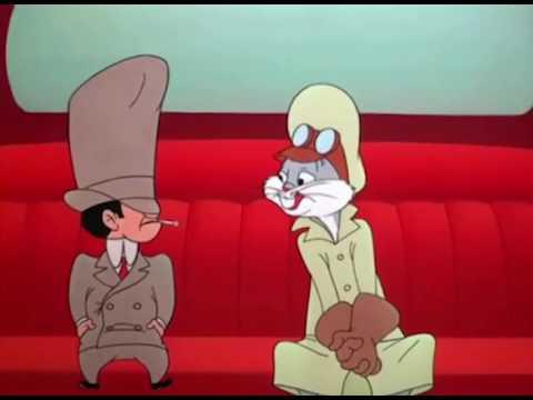 """In einem Mashup trifft Bugs Bunny auf """"Hail Mary"""" von Tupac"""