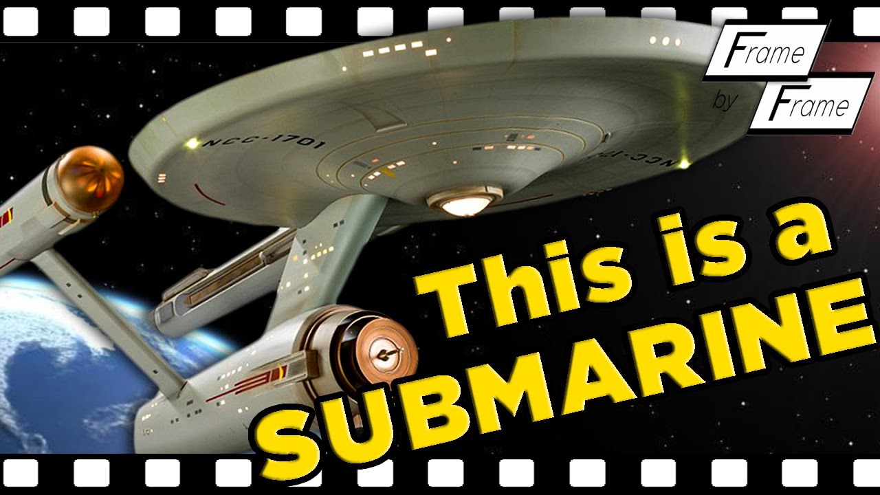 """Ist """"Star Trek"""" womöglich eine Fernsehserie über U-Boote?"""