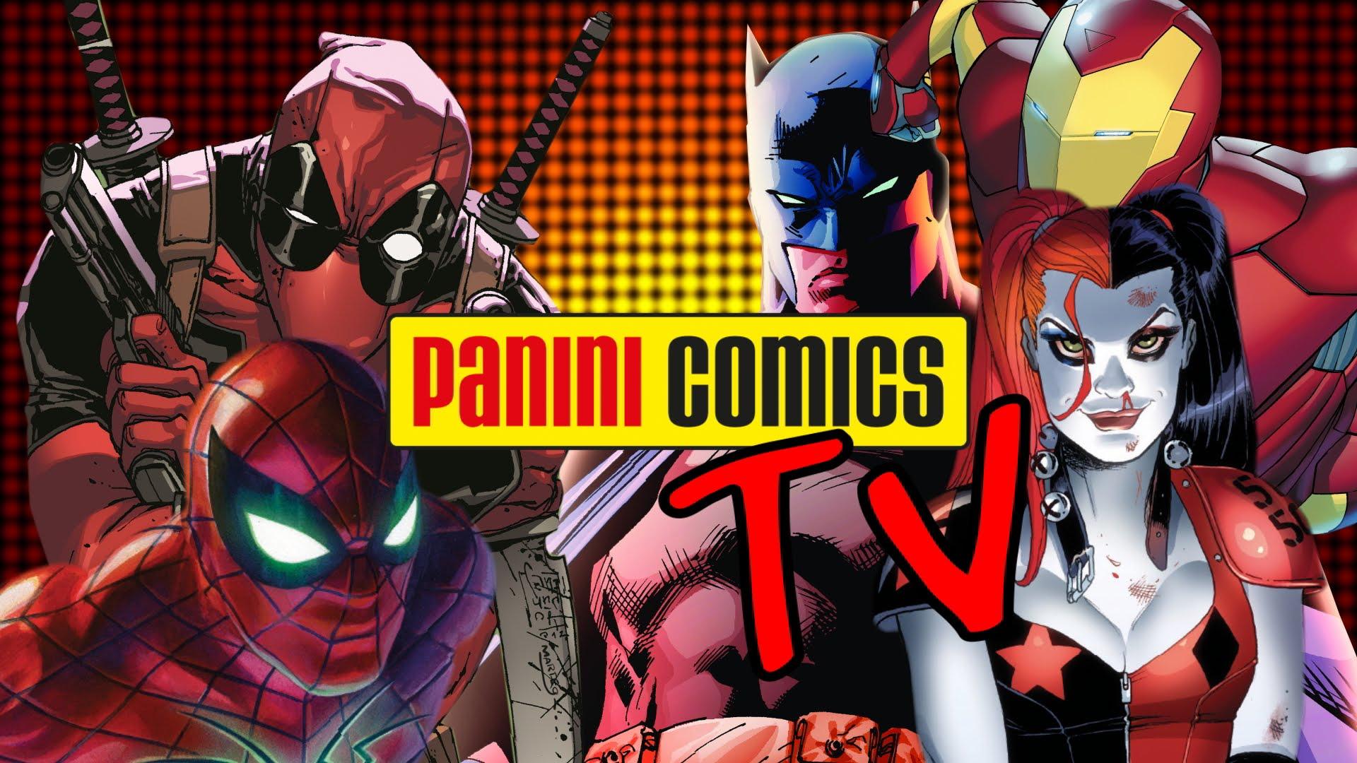"""Mit """"Panini Comics TV"""" startet der Verlag nun auch eine Serie bei Youtube"""