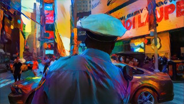 """NYC FLOW"" zeigt uns New York als bewegtes Gemälde"
