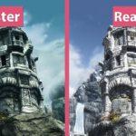 """The Elder Scrolls: Skyrim"" – Remastered vs. PC Mod vs. Vanilla Editions"