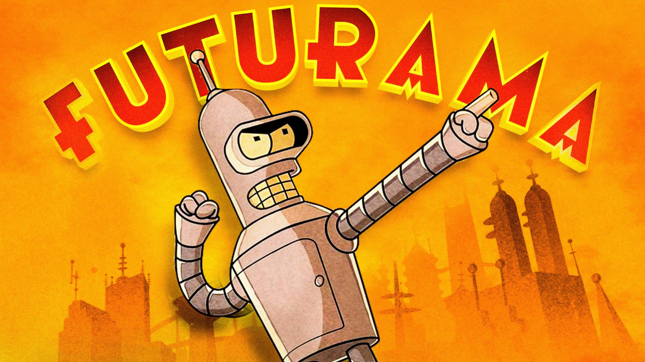 """Über die Großartigkeit, wie """"Futurama"""" Humor und Wissenschaft miteinander verknüpfte"""
