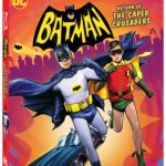 """Batman: The Caped Crusader"", der Animationsfilm zum 60s-Batman, hat einen richtigen Trailer"