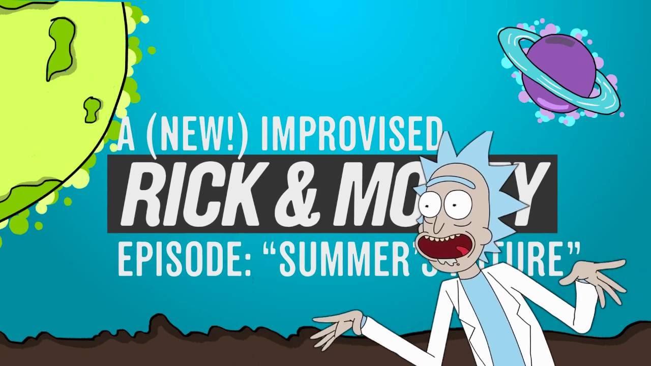 """Das Cast von """"Rick and Morty"""" improvisiert eine Folge"""