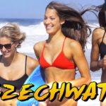 """Das olympische Schwimmteam der Tschechiens stellt das Intro zu """"Baywatch"""" nach"""