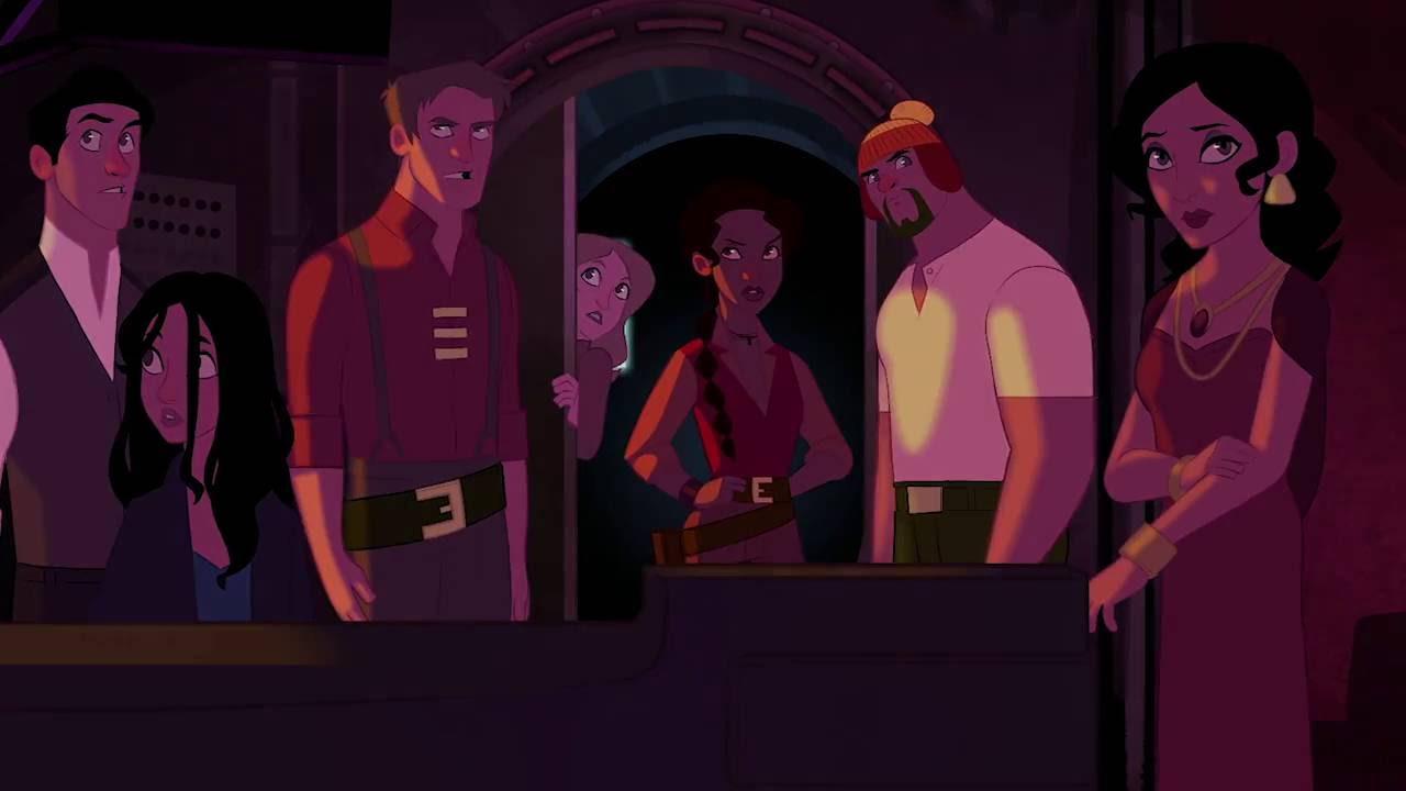"""Der Teaser zu """"The Animated Adventures Of Firefly"""" ist… schmerzhaft"""