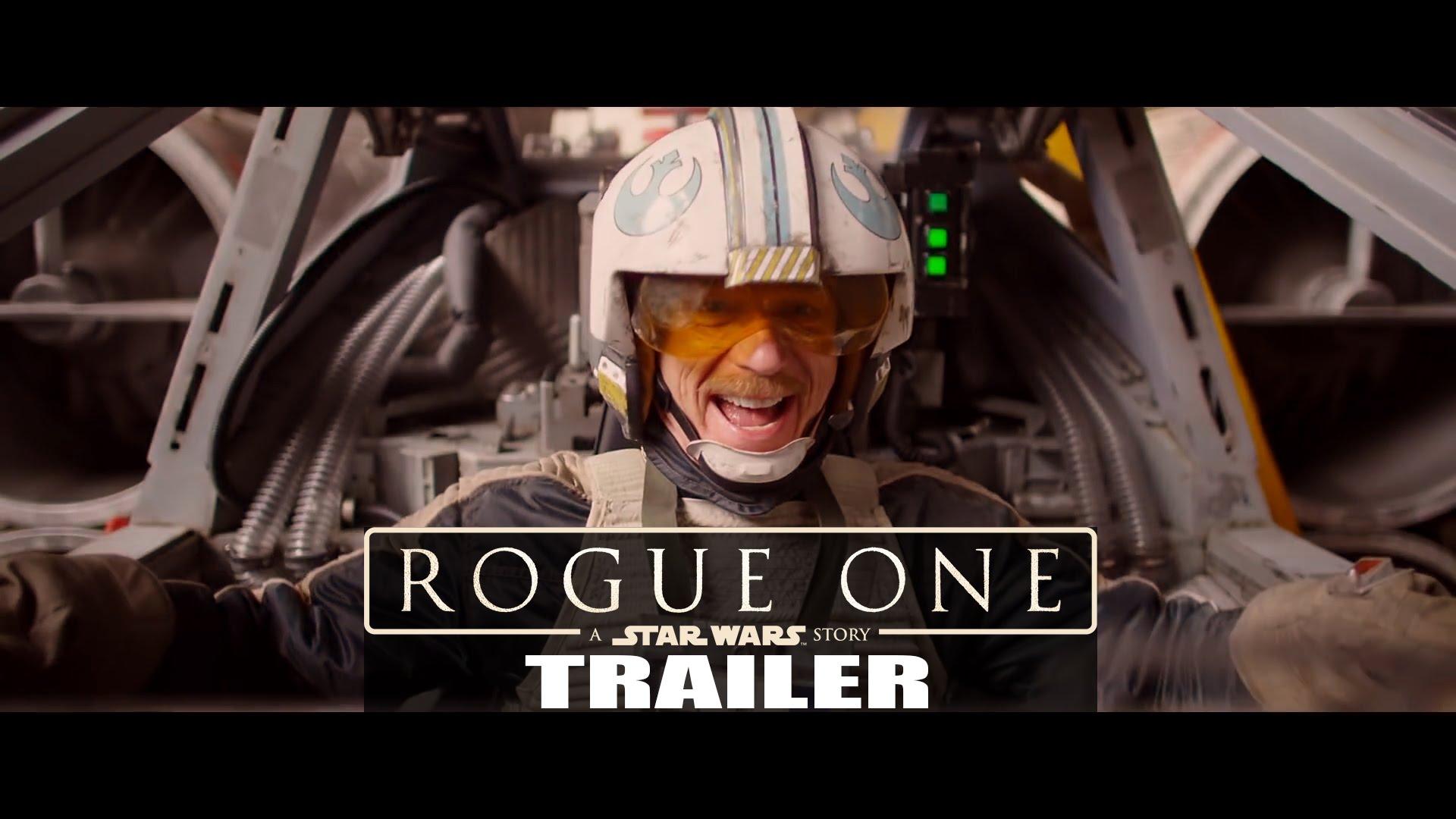 """Der Trailer zu """"Rogue One: A Star Wars Story"""" mit """"Sabotage"""" von den Beastie Boys"""