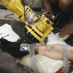 Der Welt erster Tattoo-Industrieroboter