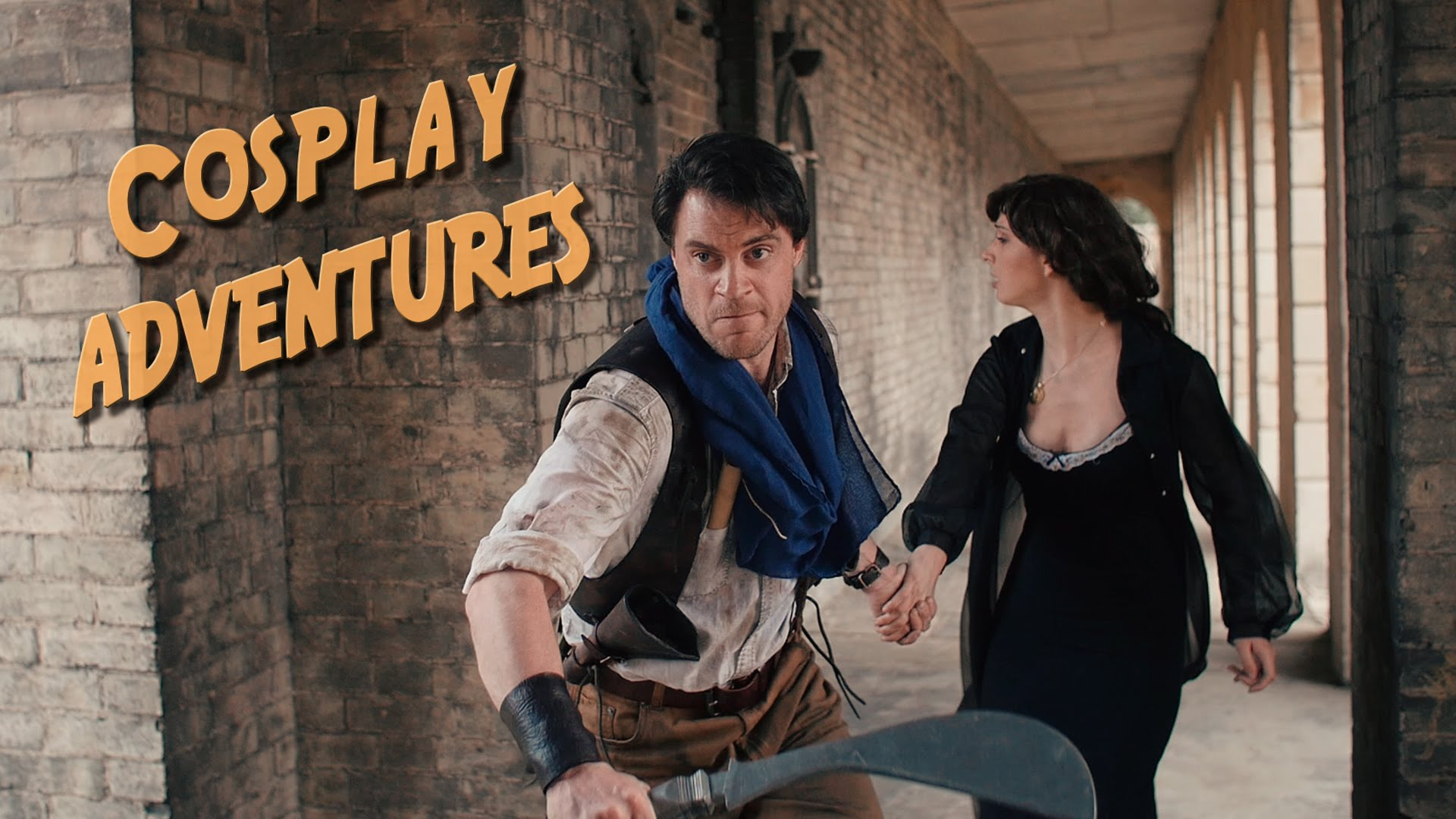 Die Cosplay Adventures der London Film & Comic Con 2016