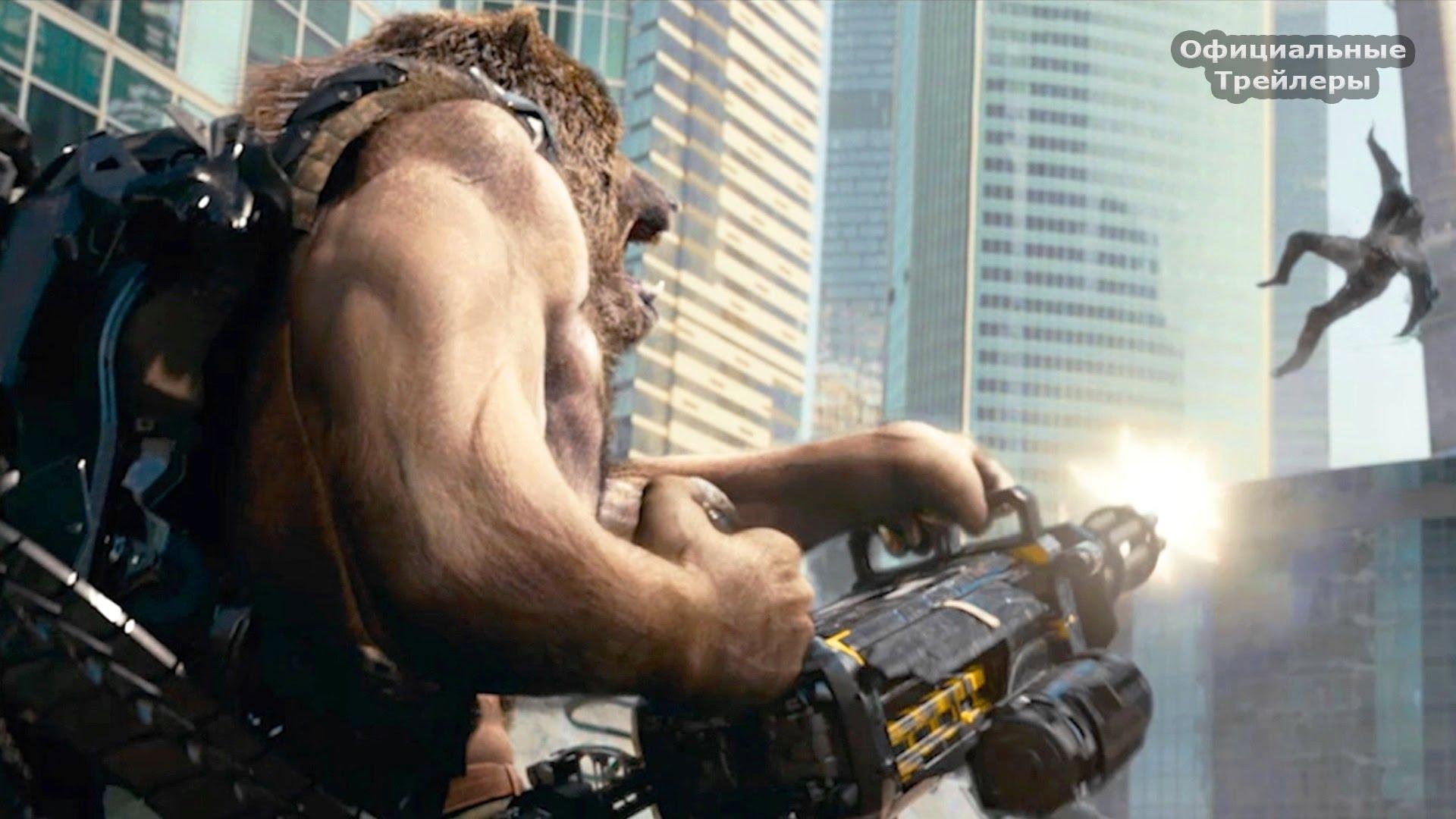 """Erinnert ihr euch noch an """"Guardians"""", den irren Superheldenfilm aus Russland mit dem Bärenmenschen? Der hat jetzt einen richtigen Trailer!"""