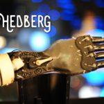 Hedberg – eine bionische Hand gebaut aus einem alten Kaffee-Automaten