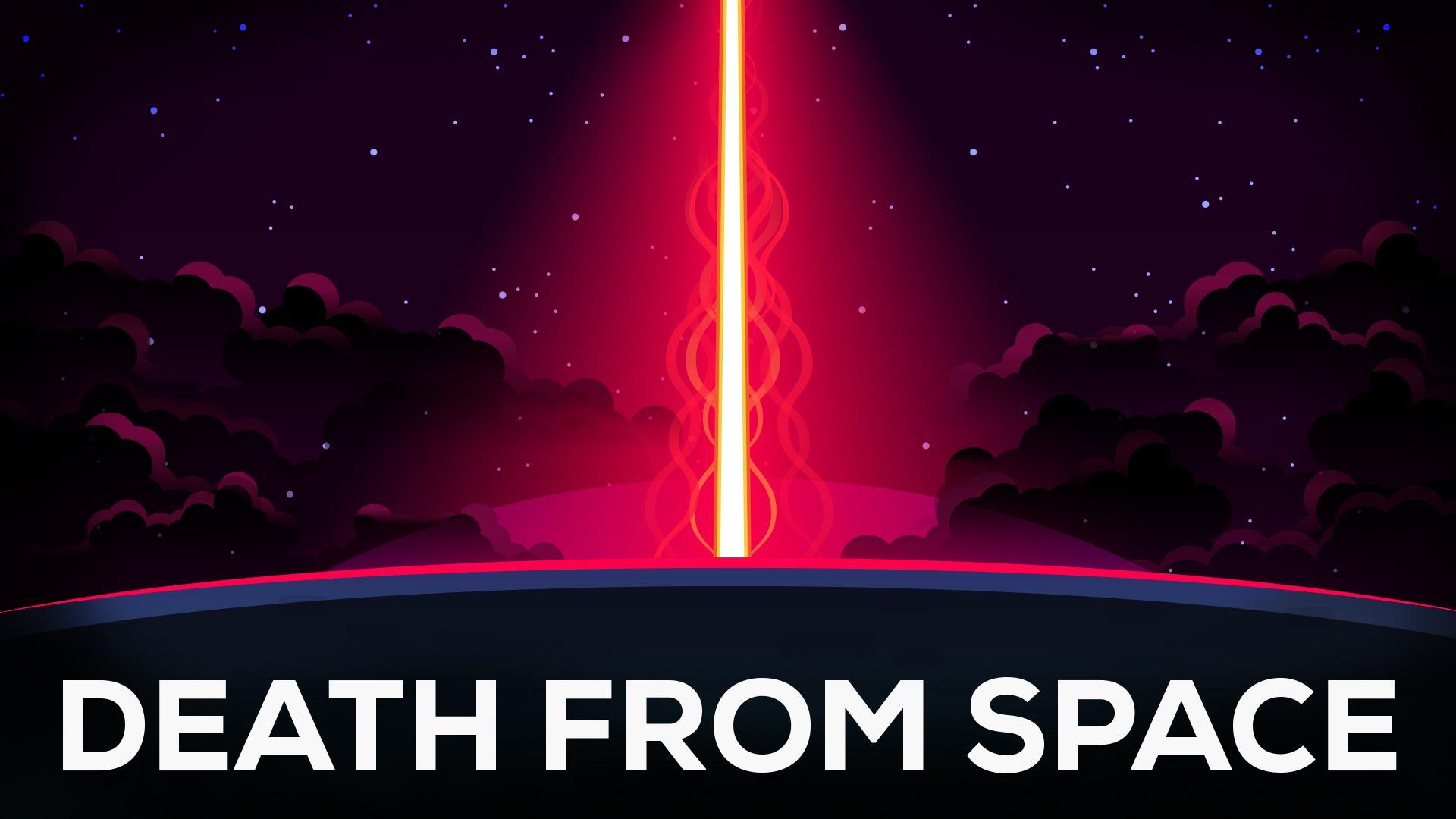 Kurzgesagt erklärt uns Gammastrahlenblitze aus dem Weltraum, falls ihr noch nicht genug Angst haben solltet