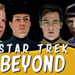 """""""Star Trek"""" von aus den 60s mit der Tonspur den """"BEYOND""""-Trailers"""