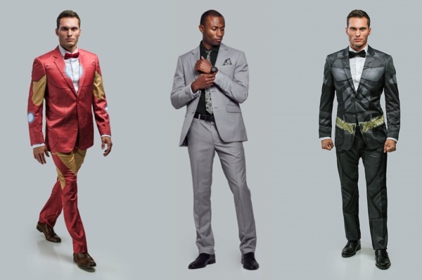 Die von Marvel und DC angekündigten Anzüge sind mitunter schlimmer, als man hätte annehmen können