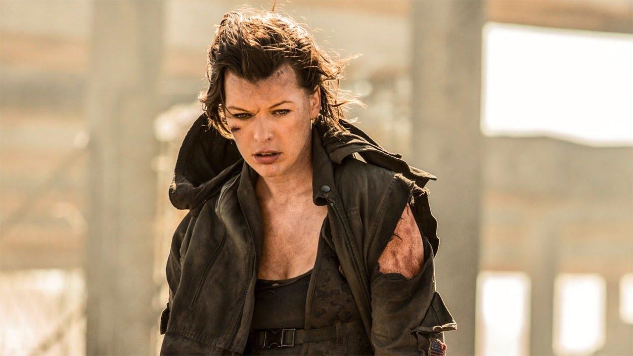 """Und dann hatte """"Resident Evil 6: The Final Chapter"""" auch schon einen richtigen Trailer"""
