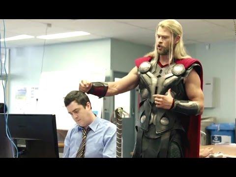 """Was trieb Thor eigentlich während """"Captain America: Civil War""""?"""
